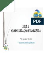 AD01 - Finanças