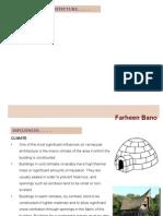 Lec-2 Influences Vernacular architecture