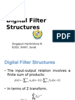 Filter Structures