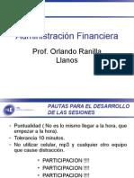 Administraciòn Funciòn Financiera # 1