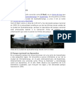 Cerro El Baúl Parques Nacionales - Legislacion Ambiental