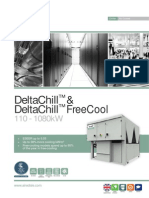 DeltaChill & DeltaChill FreeCool Chiller 110-1080kW SB UK