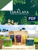 Tsaa Laya Brochure 2015