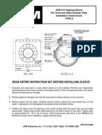 JCM 415 Type 2 Installation Instruction 0306