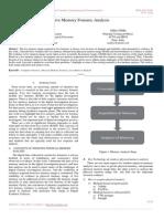 Live Memory Forensic Analysis