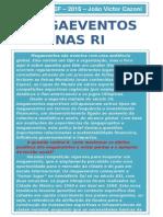 Policy Brief - Megaeventos Nas Ri