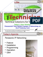 Panasonic Ip Networking