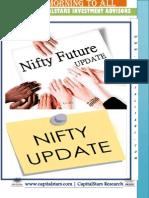 Daily Nifty Market Views – 18 SEP 2015