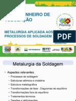 Metalurgia Aplicada Aos Processos de Soldagem