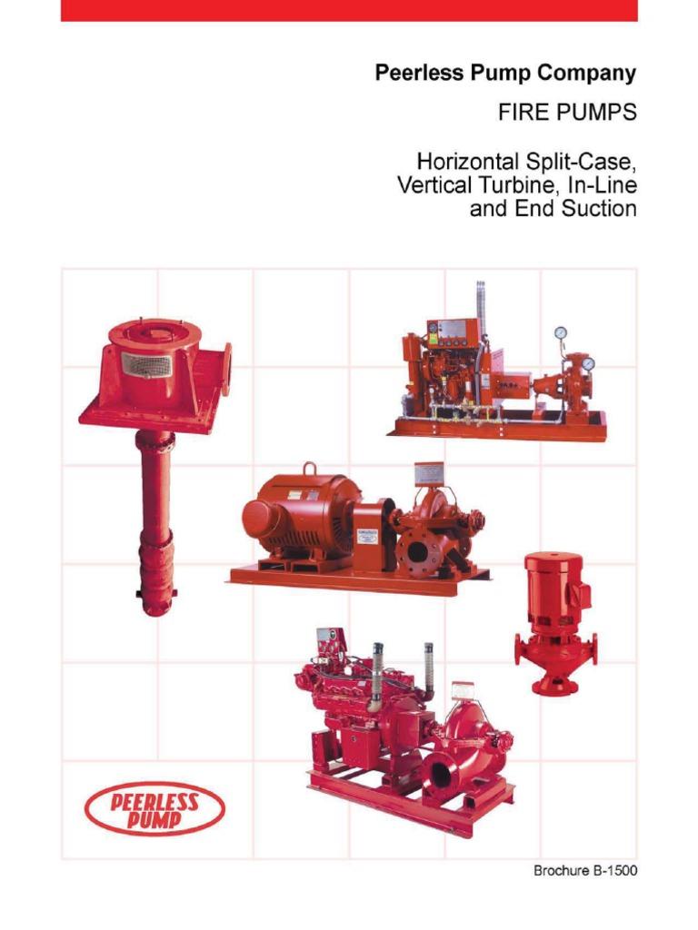 Peerless Fire Pump Wiring Diagram | Wiring Schematic Diagram - 116