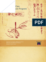 PCARE Acupuncture Report 2006-2009