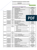 IntermediateCourse2014 Timetable 20150218 Website