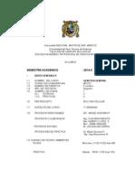 Genetica Gral, Plan 2003, Prof. Misael Guevara, Sem. 2014-2