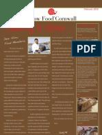 Slow food cornwall newsletter