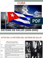 Sistema de Salud en Cuba