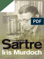 Sartre Romantic Rationalist-Iris Murdoch