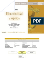 Programa de Electricidad y Optica