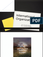 International Business ( to Be Presented )