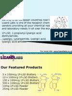 Lysergic, Lysergic Acid Amides, Lysergamide, 1P-LSD