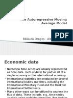 Autoregressive Moving Average