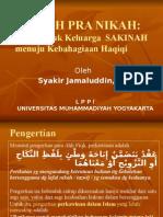 Kuliah Pra Nikah 1 Syakir