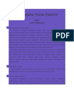 Proposal Usaha Pulsa Elektrik