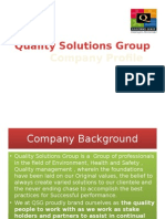 QUALITY SOLUTIONS -Company Profile.pptx