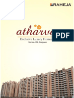 Raheja Developers Atharva Brochure