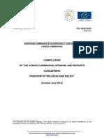 Dokument Venecijanske komisije