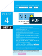 Nco Level1 Class 4 Set 2