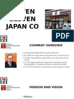 7-11 Japan Case Study