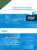 ZTE DRBC ( ZTE Dynamic Radio Bearer Control Algorithm )
