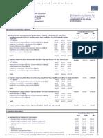 Honorarios Del Consejo Profesional de Ciencias Economicas - 2012 - [Estsa.com.Ar]
