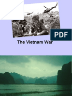 The Vietnam War Background