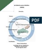 Tarea 6 Derecho Internacional Público y Privado.docx