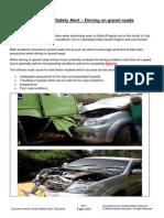 Road Safety Alert - TZ