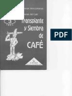 TEC.CAMPESINAS DEL CAFE, #3 Transplante y Siembra