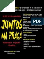 O FESTIVAL JUNTOS NA PRAÇA Vai Marcar História Em Rio Claro