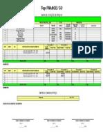 Modelo Mapa de Cotação (Compras Diversas) PETROBRAS