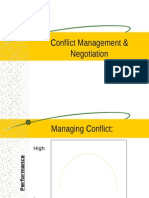 Conflict Management Constructively