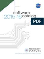 NASA Software Catalog 2015-16