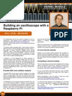 Build Oscilloscope