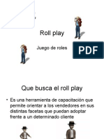 Roll play