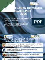 N° 5 SABER PRO 2015 DIAPOSITIVAS