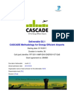 Cascade Deliverable 2.1