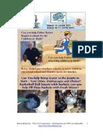 Haiti March Goodness Online Fundraiser