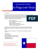 six flags over texas - study guide 1415
