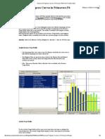 Resource Progress Curves in Primavera P6 (Print Friendly View)