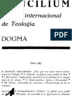 001 concilium enero 1965