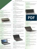 Sas Laptop History